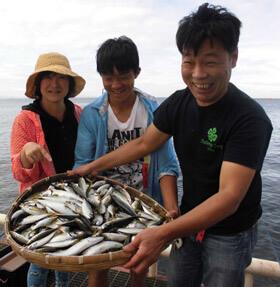 尼崎魚つり公園